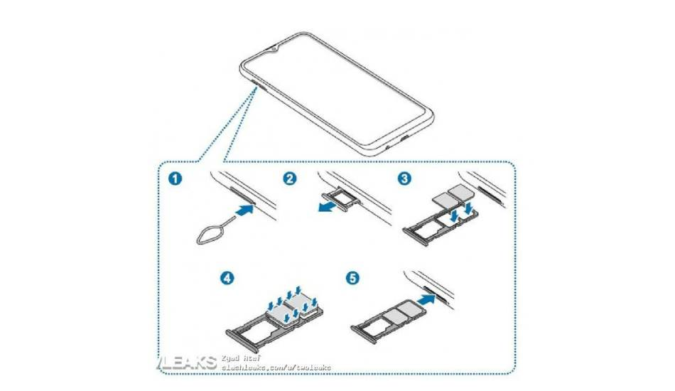 Samsung m10 design sketch