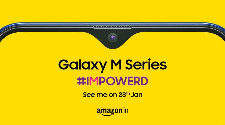 Samsung galaxy m series launch