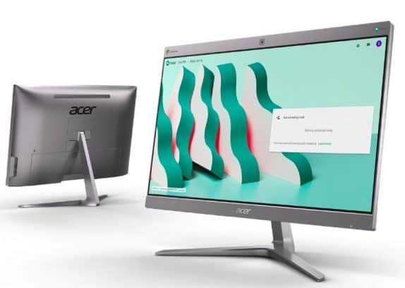 acer chromebase 24i2 launch