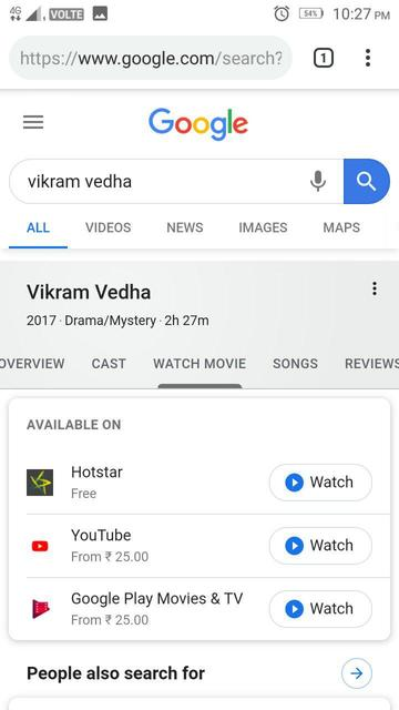 latest new features on google