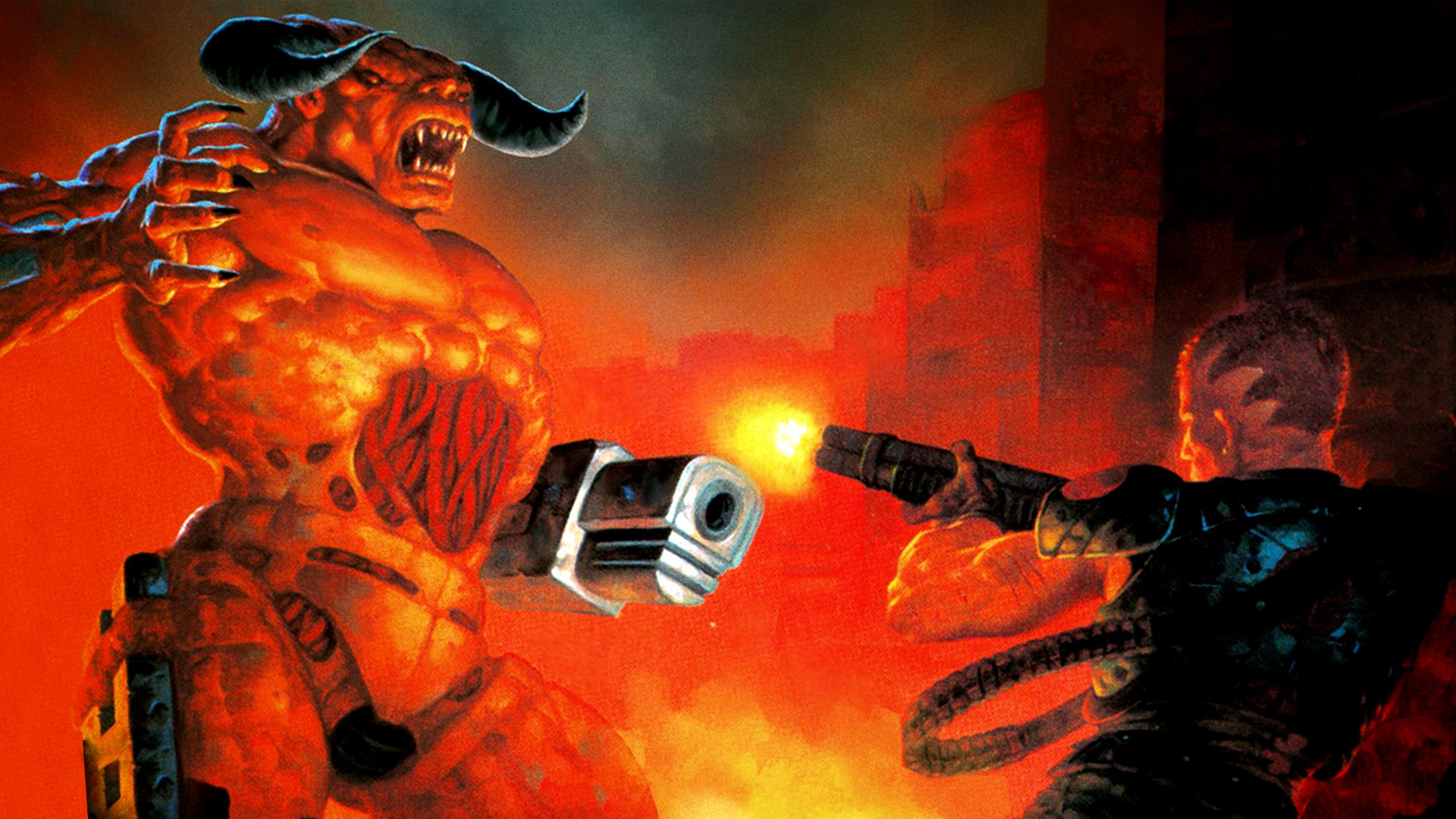 Doom and Doom 2 now available on Android